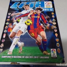 Coleccionismo deportivo: ÁLBUM DE CROMOS LIGA ESTE PANINI 2011 2012. Lote 211413810