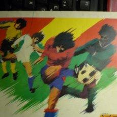 Coleccionismo deportivo: ALBUM PANINI FUTBOL 82 1 Y 2 DIV. TIENE 30 CROMOS. Lote 211414127