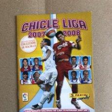 Coleccionismo deportivo: CHICLE LIGA 2007 2008 PANINI VACIO. Lote 211423085