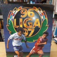 Collezionismo sportivo: ALBUM INCOMPLETO. LIGA 96- 97. IDEAL PARA CROMOS. COLECCIONES ESTE.. Lote 211952291