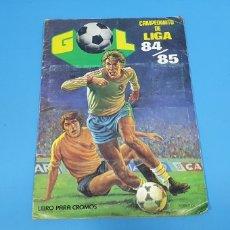 Coleccionismo deportivo: ÁLBUM LIGA 1984/85 - EDITORIAL MAGA. Lote 213148576