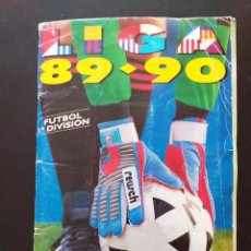 Coleccionismo deportivo: ESTE - LIGA 89/90 - 1989 1990 - ALBUM INCOMPLETO. Lote 213493163