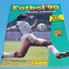 Coleccionismo deportivo: ÁLBUM FÚTBOL - PRIMERA DIVISIÓN - SEGUNDA DIVISIÓN A - EDICIONES PANINI. Lote 213607711