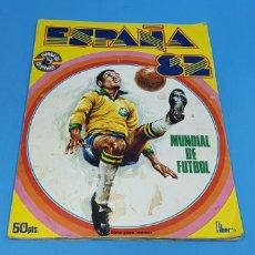 Coleccionismo deportivo: ÁLBUM ESPAÑA 82 - MUNDIAL DE FUTBOL - EDITORIAL FHER. Lote 213681235