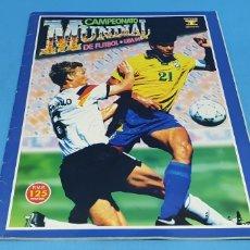Coleccionismo deportivo: ÁLBUM DE CROMOS - CAMPEONATO MUNDIAL DE FÚTBOL USA 94 - EDICIONES ESTADIO. Lote 213866611