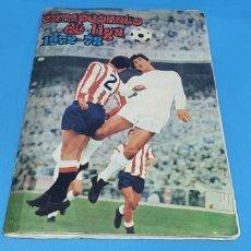 Coleccionismo deportivo: ÁLBUM DE CROMOS - CAMPEONATO DE LIGA 1972-1973 CONTIENE PÓSTER CENTRAL - EDICIONES DISGRA. Lote 214079952