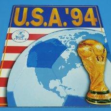 Coleccionismo deportivo: ÁLBUM DE CROMOS - FUTBOL U.S.A.'94 - SL ITALY. Lote 214160698