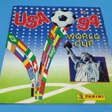 Collezionismo sportivo: ÁLBUM DE CROMOS - FUTBOL USA94 WORLD CUP - PANINI. Lote 214164406