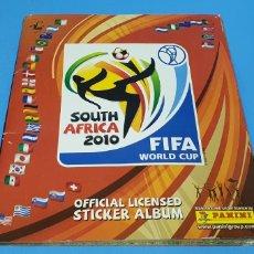 Coleccionismo deportivo: ÁLBUM DE CROMOS - FUTBOL SOUTH ÁFRICA 2010 - FIFA WORLD CUP - PANINI. Lote 214172100