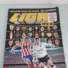 Coleccionismo deportivo: ALBUM CROMOS CAMPEONATO NACIONAL DE LIGA 2012-2013 - LIGA BBVA - PANINI - INCOMPLETO. Lote 214283518