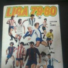Coleccionismo deportivo: ÁLBUM ESTE 79/80. Lote 214303725
