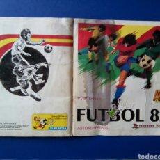 Coleccionismo deportivo: ALBUL DE FUTBOL 82 PANINI , TODO EN FOTOS. Lote 214338585