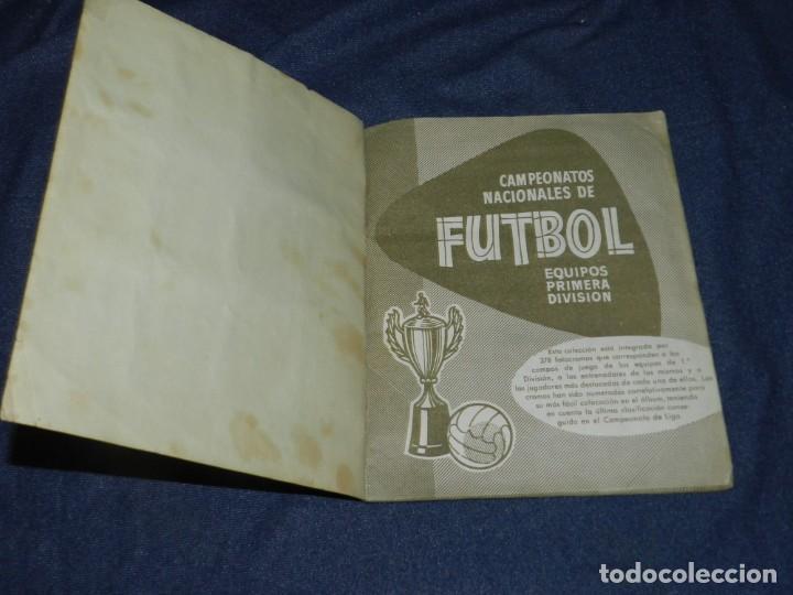 Coleccionismo deportivo: ALBUM CAMPEONATOS NACIONALES FUTBOL 1959 , FALTAN 12 CROMOS, EDT RUIZ ROMERO, BARCELONA - Foto 2 - 214419866