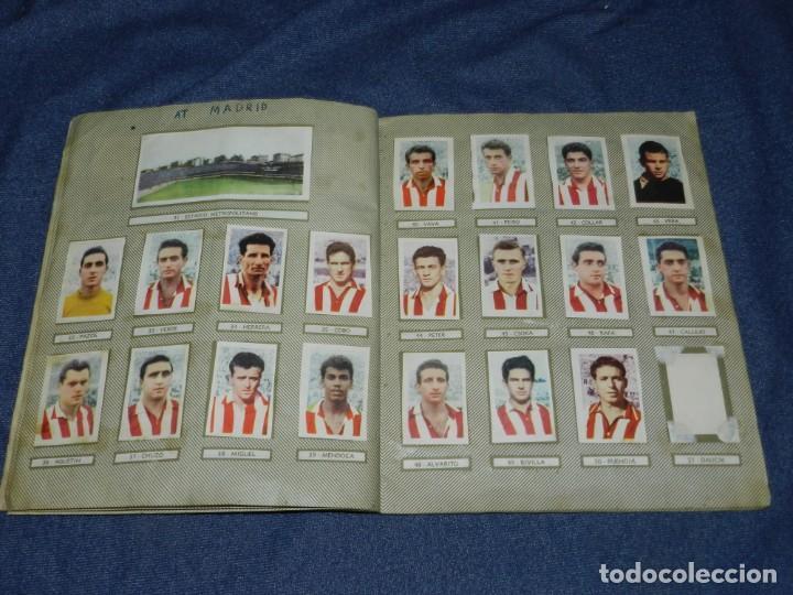 Coleccionismo deportivo: ALBUM CAMPEONATOS NACIONALES FUTBOL 1959 , FALTAN 12 CROMOS, EDT RUIZ ROMERO, BARCELONA - Foto 5 - 214419866