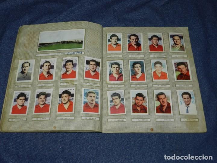 Coleccionismo deportivo: ALBUM CAMPEONATOS NACIONALES FUTBOL 1959 , FALTAN 12 CROMOS, EDT RUIZ ROMERO, BARCELONA - Foto 8 - 214419866
