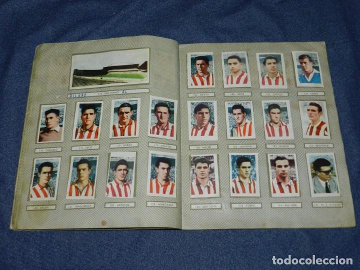 Coleccionismo deportivo: ALBUM CAMPEONATOS NACIONALES FUTBOL 1959 , FALTAN 12 CROMOS, EDT RUIZ ROMERO, BARCELONA - Foto 9 - 214419866