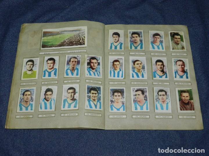 Coleccionismo deportivo: ALBUM CAMPEONATOS NACIONALES FUTBOL 1959 , FALTAN 12 CROMOS, EDT RUIZ ROMERO, BARCELONA - Foto 12 - 214419866