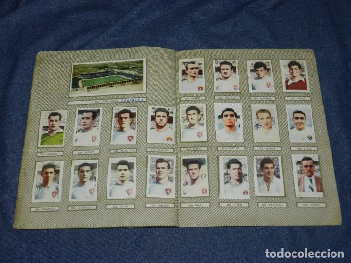 Coleccionismo deportivo: ALBUM CAMPEONATOS NACIONALES FUTBOL 1959 , FALTAN 12 CROMOS, EDT RUIZ ROMERO, BARCELONA - Foto 17 - 214419866