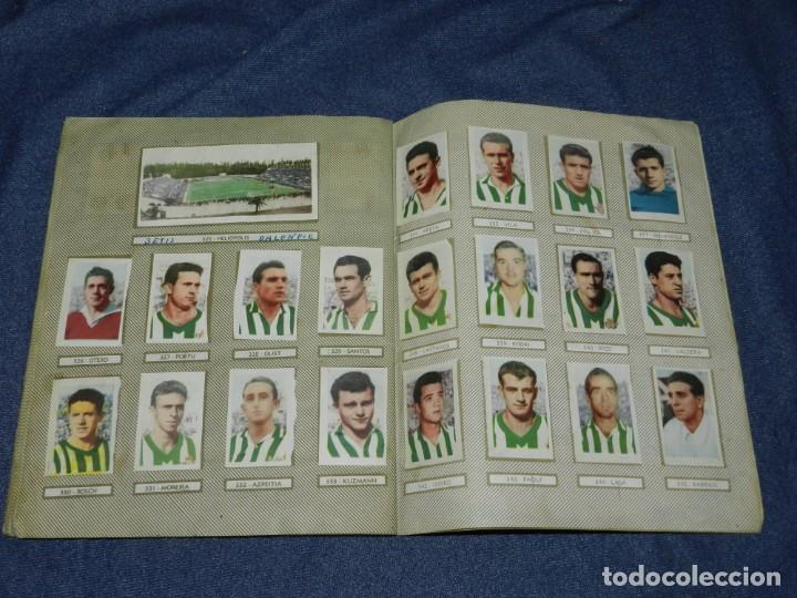 Coleccionismo deportivo: ALBUM CAMPEONATOS NACIONALES FUTBOL 1959 , FALTAN 12 CROMOS, EDT RUIZ ROMERO, BARCELONA - Foto 19 - 214419866
