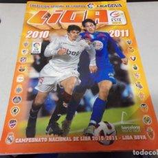 Coleccionismo deportivo: ÁLBUM CROMOS FÚTBOL ESTE LA LIGA BBVA 2010/2011. Lote 215471481