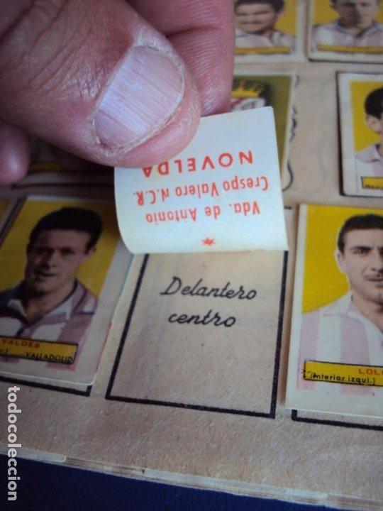 Coleccionismo deportivo: (F-200898)ALBUM ASES DEL FUTBOL AZAFRAN EL NIÑO - AÑOS 50 - FALTA 1 CROMO - Foto 3 - 215803098
