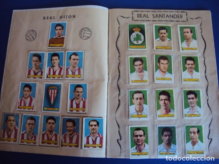 Coleccionismo deportivo: (F-200898)ALBUM ASES DEL FUTBOL AZAFRAN EL NIÑO - AÑOS 50 - FALTA 1 CROMO - Foto 4 - 215803098