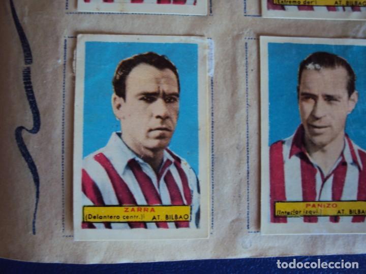 Coleccionismo deportivo: (F-200898)ALBUM ASES DEL FUTBOL AZAFRAN EL NIÑO - AÑOS 50 - FALTA 1 CROMO - Foto 9 - 215803098