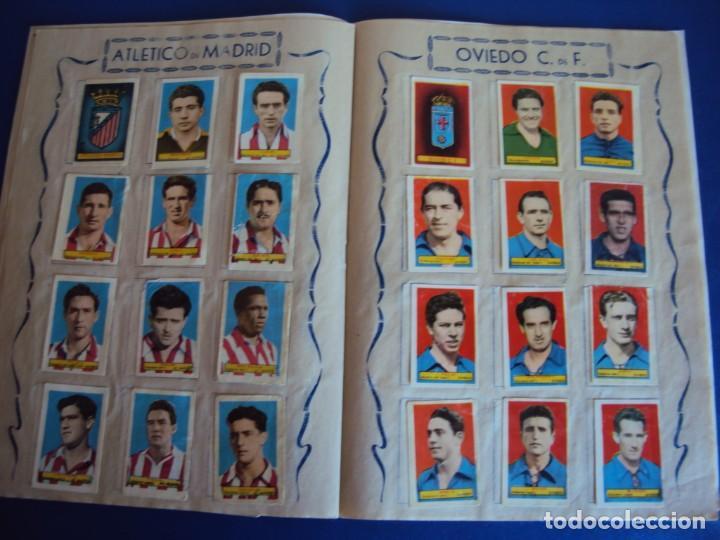 Coleccionismo deportivo: (F-200898)ALBUM ASES DEL FUTBOL AZAFRAN EL NIÑO - AÑOS 50 - FALTA 1 CROMO - Foto 10 - 215803098
