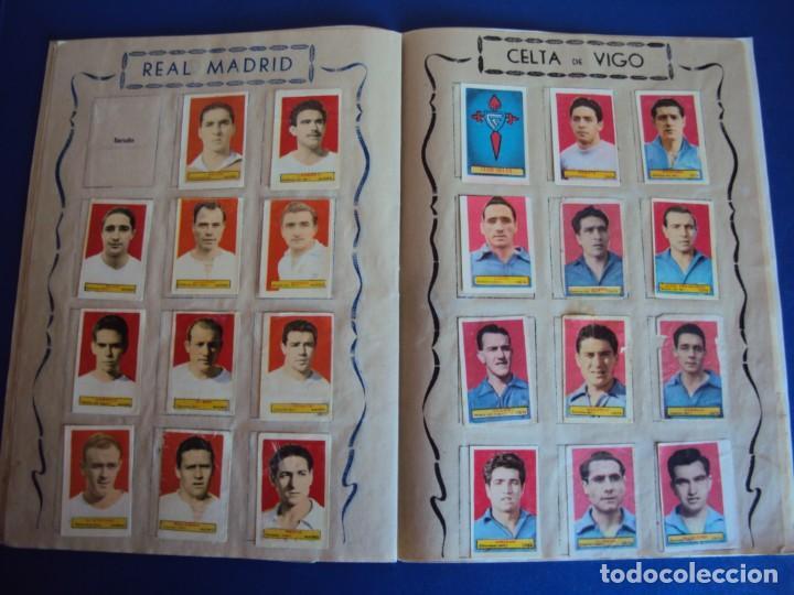 Coleccionismo deportivo: (F-200898)ALBUM ASES DEL FUTBOL AZAFRAN EL NIÑO - AÑOS 50 - FALTA 1 CROMO - Foto 11 - 215803098