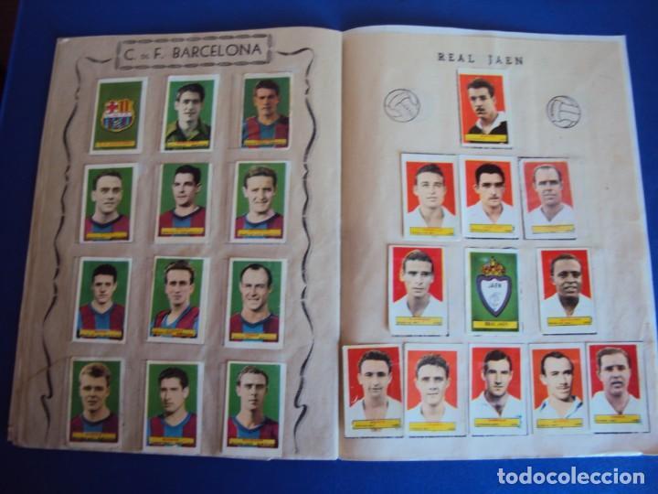 Coleccionismo deportivo: (F-200898)ALBUM ASES DEL FUTBOL AZAFRAN EL NIÑO - AÑOS 50 - FALTA 1 CROMO - Foto 13 - 215803098