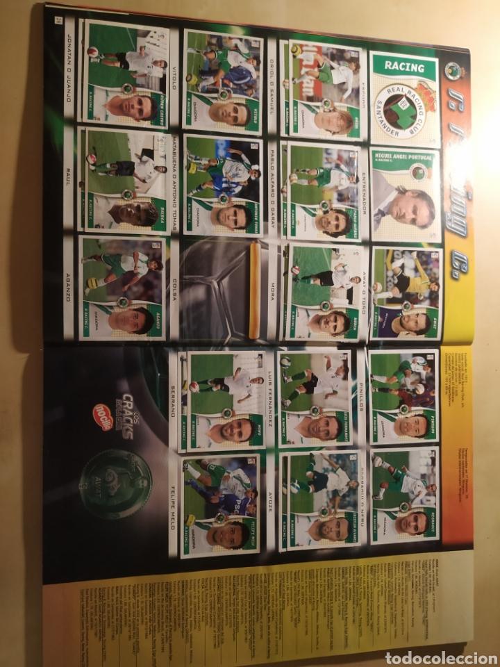 Coleccionismo deportivo: Album liga este 06 07 - 431 cromos, Messi, colocas, últimos fichajes - Foto 2 - 216568836