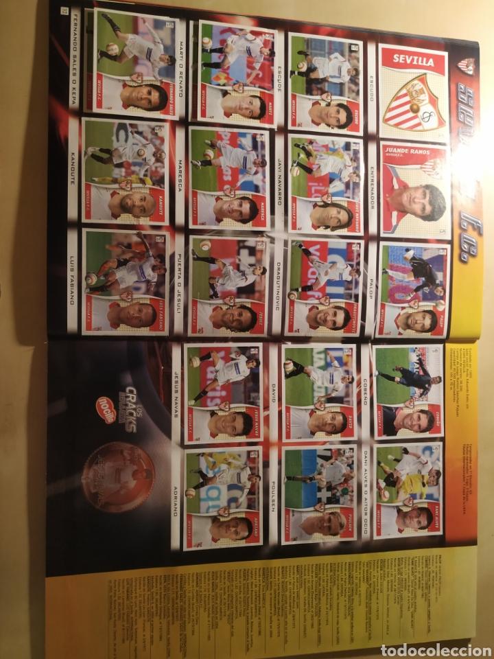Coleccionismo deportivo: Album liga este 06 07 - 431 cromos, Messi, colocas, últimos fichajes - Foto 3 - 216568836