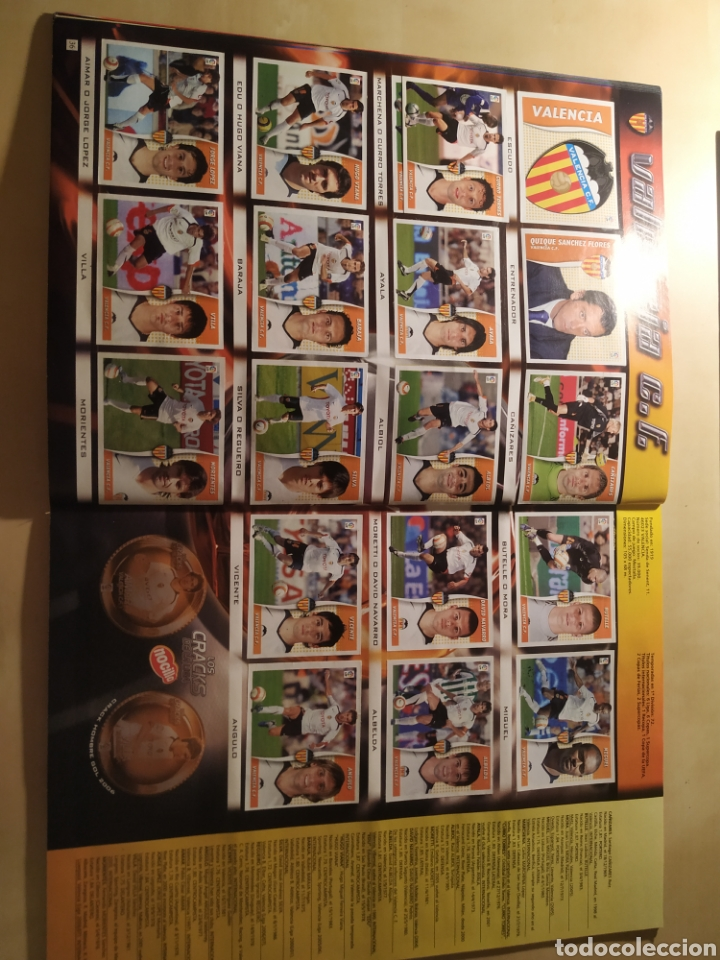Coleccionismo deportivo: Album liga este 06 07 - 431 cromos, Messi, colocas, últimos fichajes - Foto 4 - 216568836