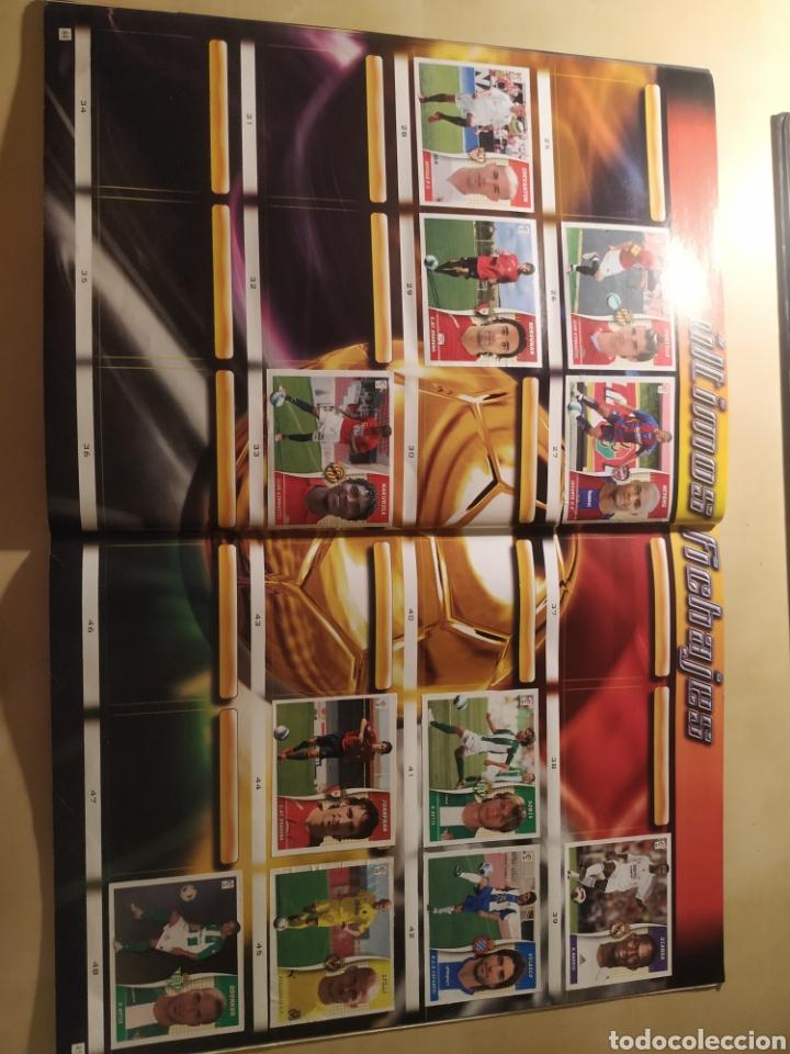Coleccionismo deportivo: Album liga este 06 07 - 431 cromos, Messi, colocas, últimos fichajes - Foto 6 - 216568836