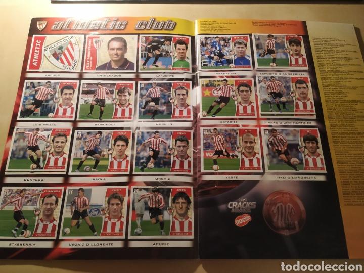Coleccionismo deportivo: Album liga este 06 07 - 431 cromos, Messi, colocas, últimos fichajes - Foto 8 - 216568836