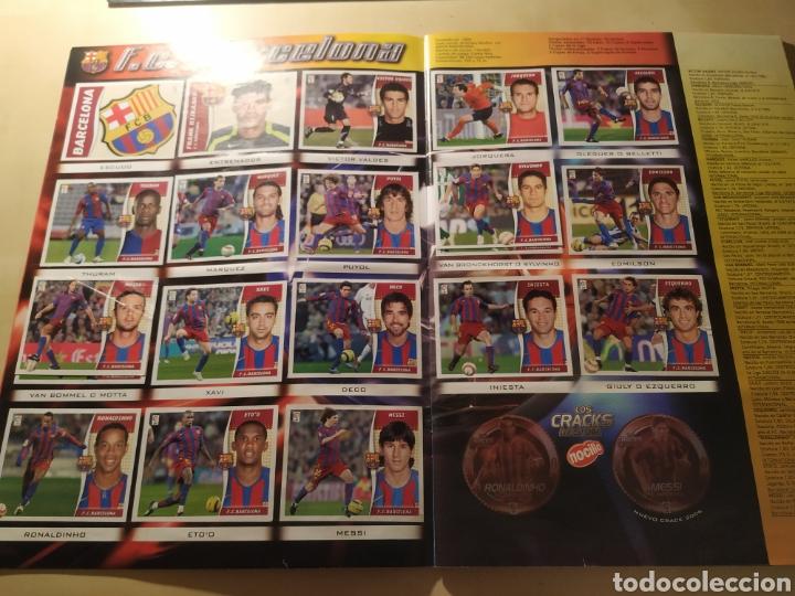 Coleccionismo deportivo: Album liga este 06 07 - 431 cromos, Messi, colocas, últimos fichajes - Foto 9 - 216568836