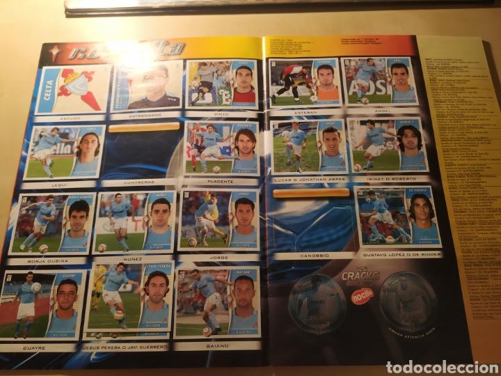 Coleccionismo deportivo: Album liga este 06 07 - 431 cromos, Messi, colocas, últimos fichajes - Foto 10 - 216568836