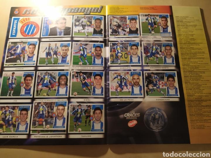 Coleccionismo deportivo: Album liga este 06 07 - 431 cromos, Messi, colocas, últimos fichajes - Foto 11 - 216568836