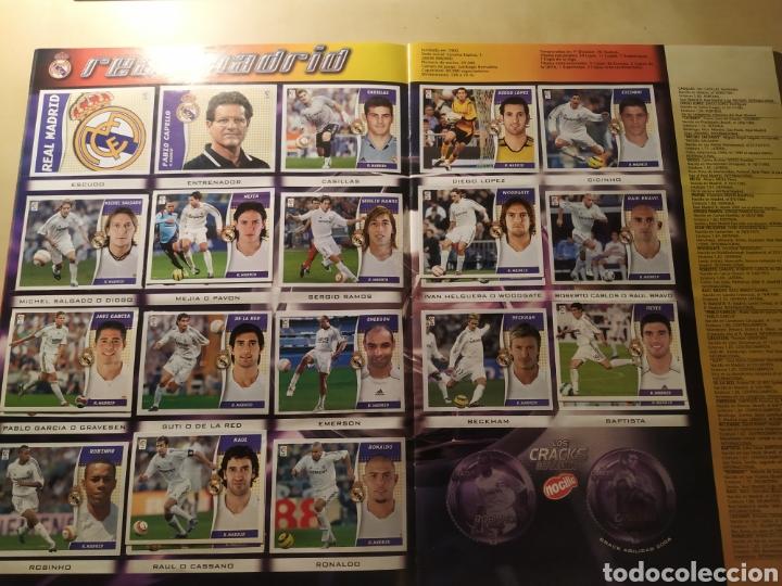 Coleccionismo deportivo: Album liga este 06 07 - 431 cromos, Messi, colocas, últimos fichajes - Foto 13 - 216568836