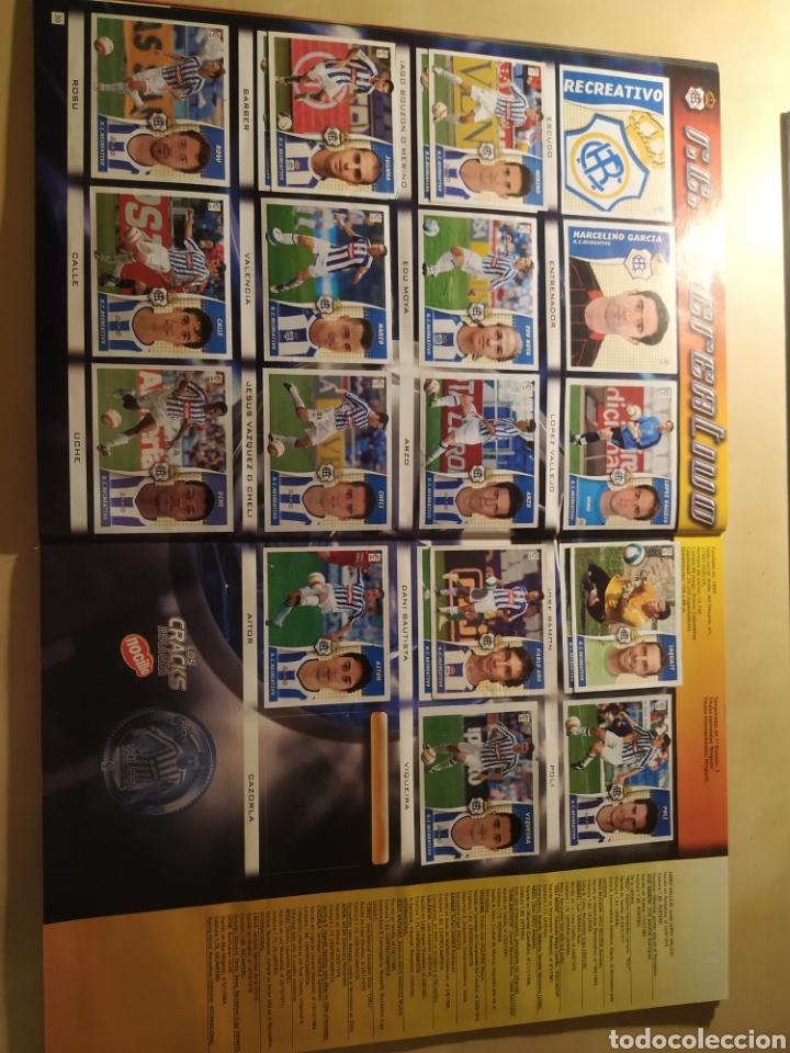 Coleccionismo deportivo: Album liga este 06 07 - 431 cromos, Messi, colocas, últimos fichajes - Foto 15 - 216568836