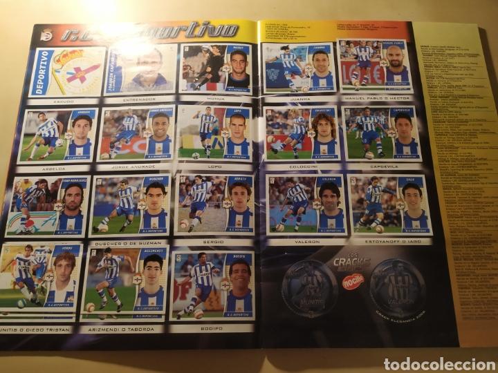Coleccionismo deportivo: Album liga este 06 07 - 431 cromos, Messi, colocas, últimos fichajes - Foto 23 - 216568836