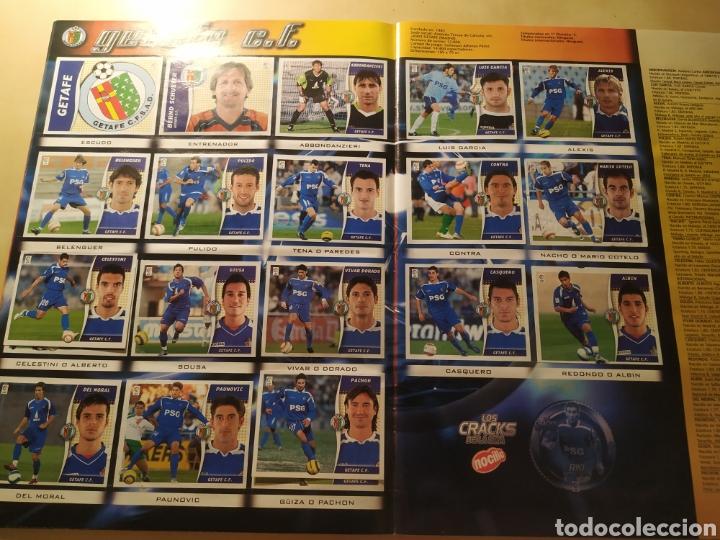 Coleccionismo deportivo: Album liga este 06 07 - 431 cromos, Messi, colocas, últimos fichajes - Foto 24 - 216568836