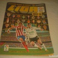Coleccionismo deportivo: LIGA 2012 13 . COLECCION OFICIAL DE CROMOS.CONTIENE 188. Lote 216842481