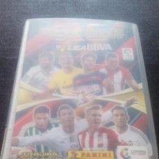Coleccionismo deportivo: ALBUM PANINI ADRENALYN 2015-2016 CON 335 TRADING CARDS DIFERENTES. Lote 216862875