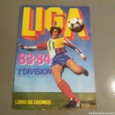 Coleccionismo deportivo: ÁLBUM PLANCHA LIGA ESTE 83/84. Lote 217345226