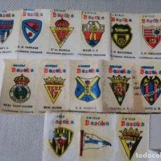 Coleccionismo deportivo: LOTES DE ESCUDOS DE FUTBOL O SIMILAR. Lote 218056153