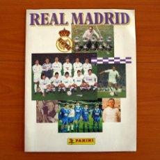 Coleccionismo deportivo: ÁLBUM REAL MADRID - PANINI 1994-1995, 94-95 - CON 205 CROMOS PEGADOS. Lote 218415757