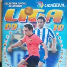 Coleccionismo deportivo: EDICIONES ESTE 2009 -10 CONTIENE 236 CROMOS DOBLES PEGADOS. Lote 218525730