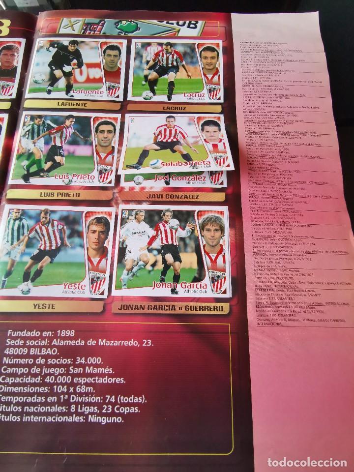Coleccionismo deportivo: ALBUM CROMOS FUTBOL EDICIONES ESTE 04 05 LIGA 2004 2005 MESSI ROOKIE COLOCA EN VENTANILLA 509 CROMOS - Foto 8 - 218707542