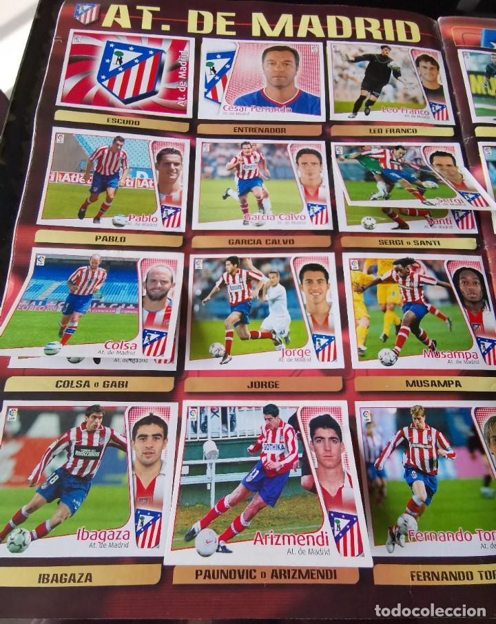 Coleccionismo deportivo: ALBUM CROMOS FUTBOL EDICIONES ESTE 04 05 LIGA 2004 2005 MESSI ROOKIE COLOCA EN VENTANILLA 509 CROMOS - Foto 9 - 218707542
